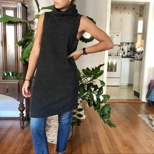 Urban Outfitters Gray Sweater Dress